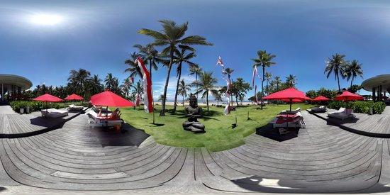 Club Med Bali: surround foto