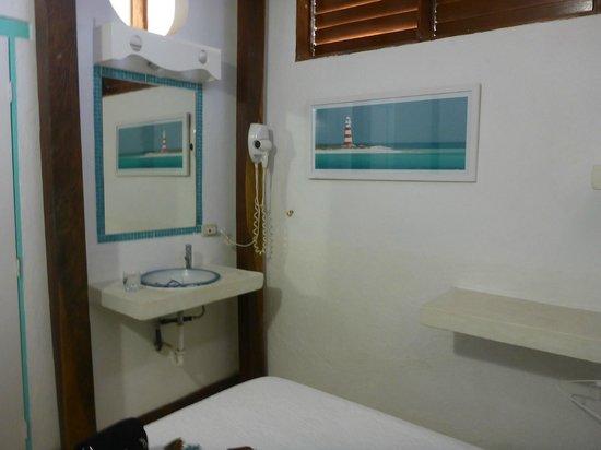 Posada Paraiso Azul : 2. Teil desZimmers, Dusch und Wc gabs natürlich extra