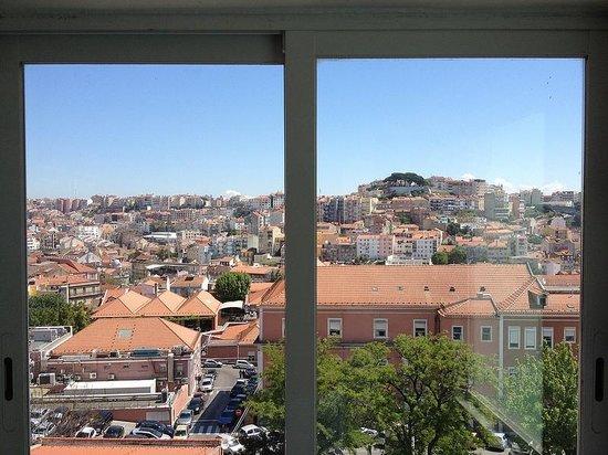 Lavra GuestHouse : vista do quarto