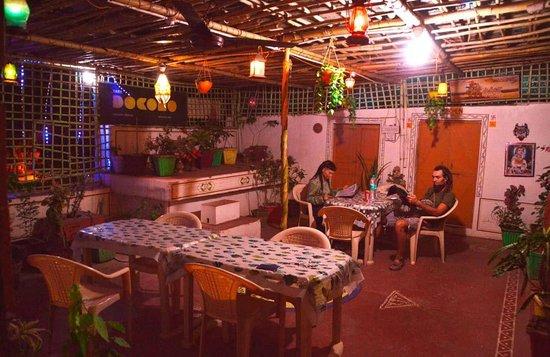 Annpurna Restaurant: Restaurant