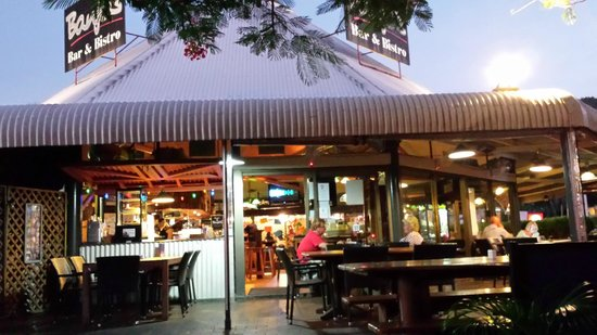Top 10 restaurants in Airlie Beach, Australia