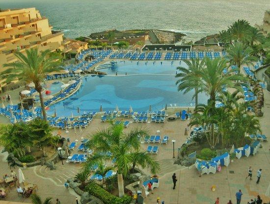 ClubHotel Riu Buena Vista: Las piscinas.