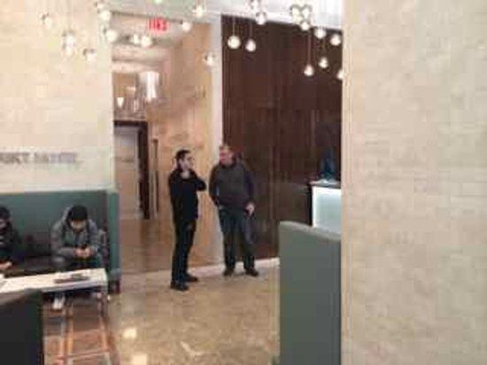 Distrikt Hotel New York City : Lobby