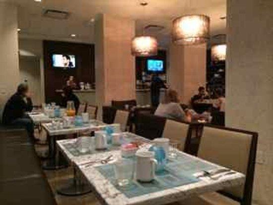 Distrikt Hotel New York City : Restaurant