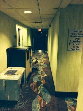 Hampton Inn & Suites South Bend: Safety