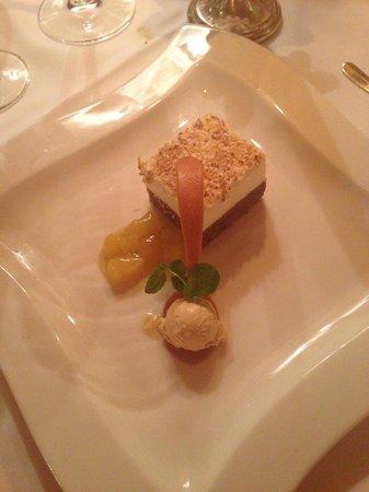 Hotel Plattenhof: desert