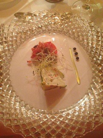 Hotel Plattenhof: dinner