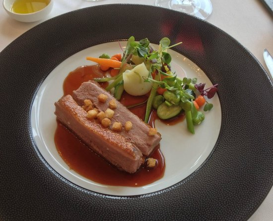 Caprice (Central): Duck Breast