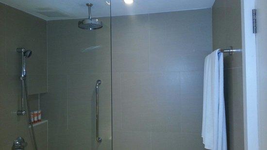 Swissotel Resort Phuket Patong Beach: Shower