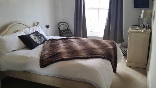 The Sportsman Inn: Bedroom