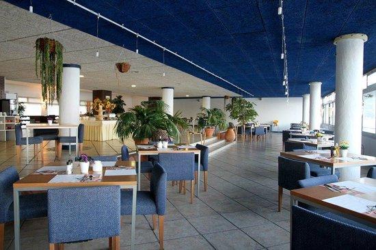 Hotel Ibersol Cavaliere Sur Plage : Restaurant Panoramique