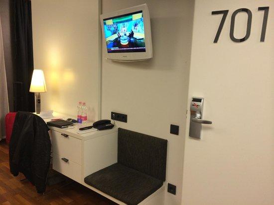 Bohem Art Hotel: questa e la mia camera durante il soggiorno