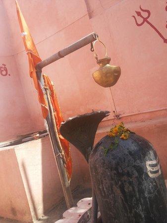 Girnar Temples: Shiv Linga at Murgi Kund, Bhavnath Mahadev Temple, Mount Girnar