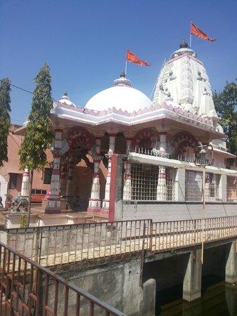 Girnar Temples: Bhavnath Mahadev Temple, Ragunath Dwar, Bhavnath Taleti, Mount Girnar, Junagarh, Gujarat
