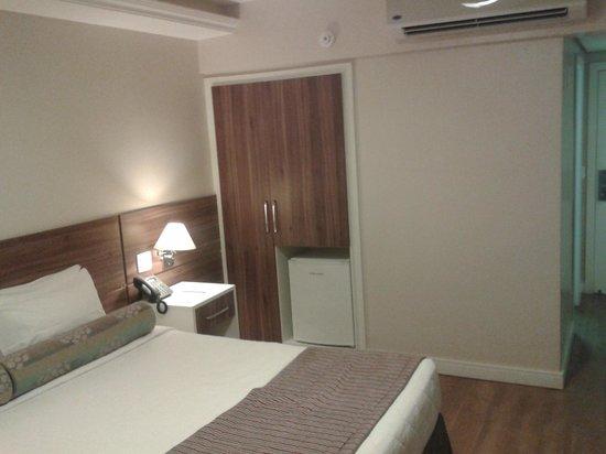 Everest Rio Hotel: Suíte