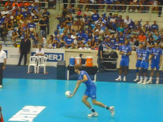 Gilberto Cardoso Gymnasium Maracanazinho