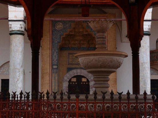 Gazi Husrev-beg Mosque: Gazi Husrev-beg's mosque