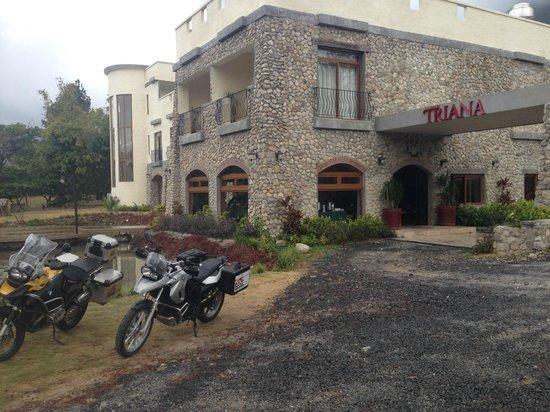 Los Mandarinos Boutique Spa & Hotel Restaurant: Restaurant
