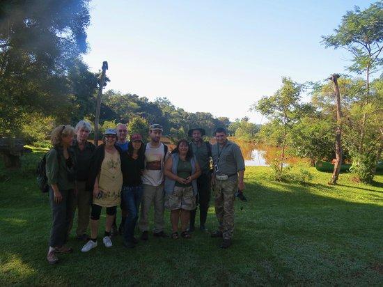 San Sebastian de la Selva : El grupo que formo Nené el guia