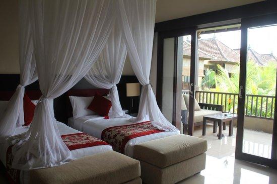 Bebek Tepi Sawah Villas & Spa: Batuan Villa