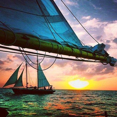 Sebago Water Sports Day Tours: sunset