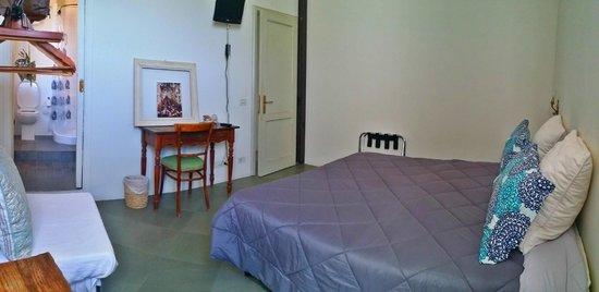 B&B Paradiso no 4: Bedroom