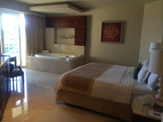 Moon Palace Cancun: Concierge Room?