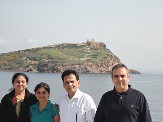 Athens Taxi  Private Day Tours - Andreas: Cape Sounion with Andreas