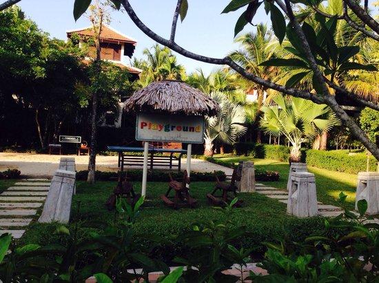 Khaolak Laguna Resort: Playground