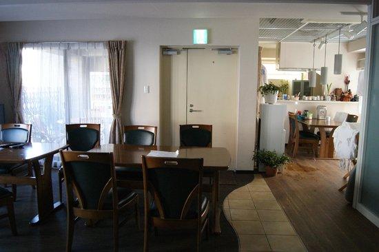 Palace Japan: Köket/internet för stationära datorer-rum