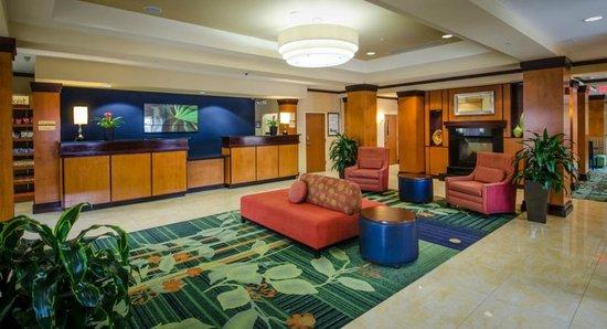 Fairfield Inn & Suites Washington, DC/New York Avenue: Welcome to the Fairfield Inn & Suites Washington DC Northeast
