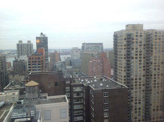 Dumont NYC–an Affinia hotel: view