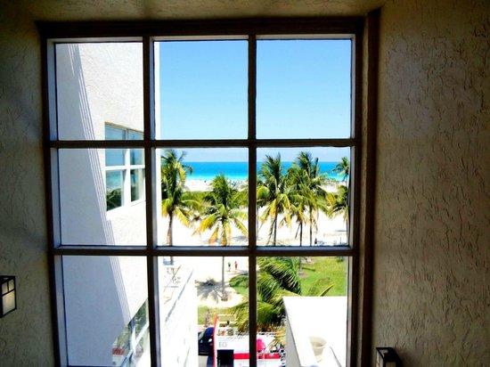 Casa Grande Suite Hotel of South Beach: Vista do corredor!!! Amazing!