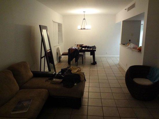 Casa Grande Suite Hotel of South Beach: Sala de Jantar