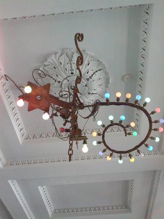 Gallery of Modern Art: light fitting