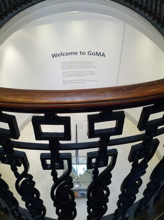 Gallery of Modern Art: GOMA.. better than the exhibits