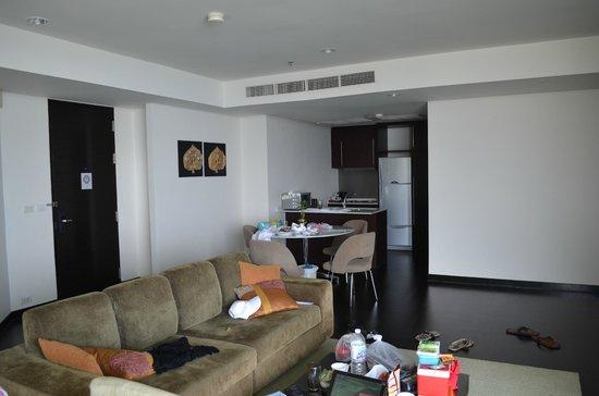 Chatrium Hotel Riverside Bangkok : cucina/pranzo