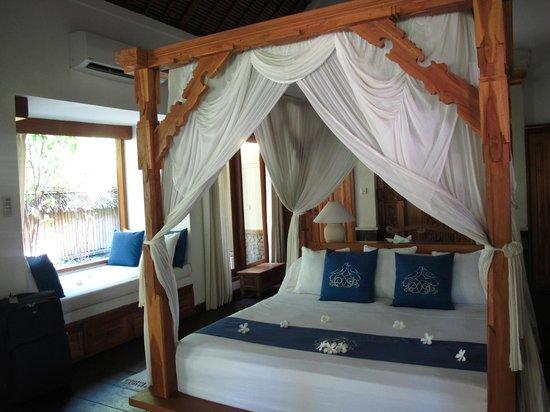 Santi Sari Boutique Hotel: Bedroom