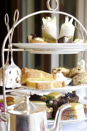 Saturday Afternoon Tea at The Garden City Hotel Picture of