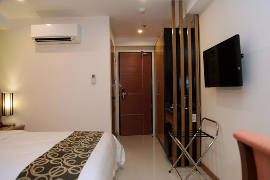 Guijo Suites Makati: Deluxe Room