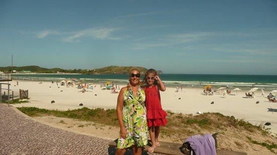 Forte Beach : Rua do contorno - Praia do forte