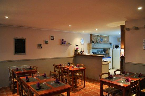 Le Bouchon: Salle de restaurant
