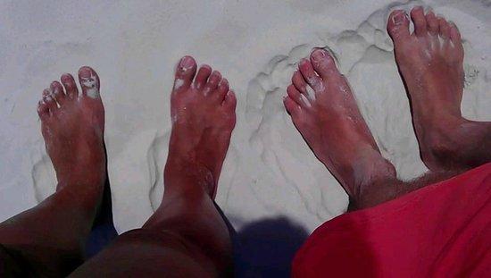 Forte Beach : arena como pocas
