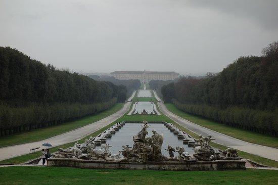 The Royal Palace at Caserta: caserta