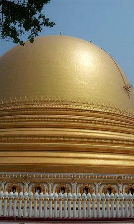 Kaunghmudaw Pagoda: ตะลุยตะเลง