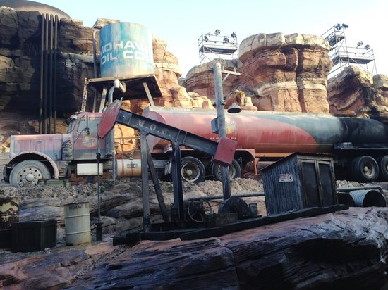Walt Disney Studios: treno panoramico