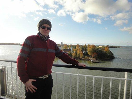 Scandic Grand Marina: Passeio de navio