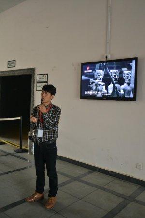 ShangGu WenHua YiShuGuan: Important to get a tourist guide