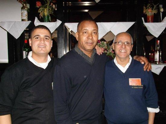 Occidental Allegro Agador: great  bar staff