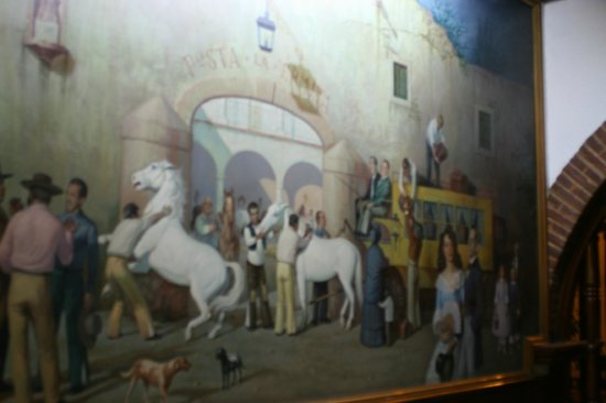 Condo Posada La Ermita : Mural de Cantinflas y sus amigos